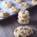 Chewy Chocolate Chip Pecan Cookies