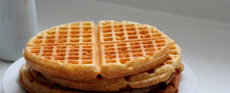 Essential Raised Waffles