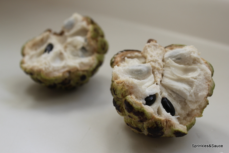 Sugar Apple (Cherimoya)1