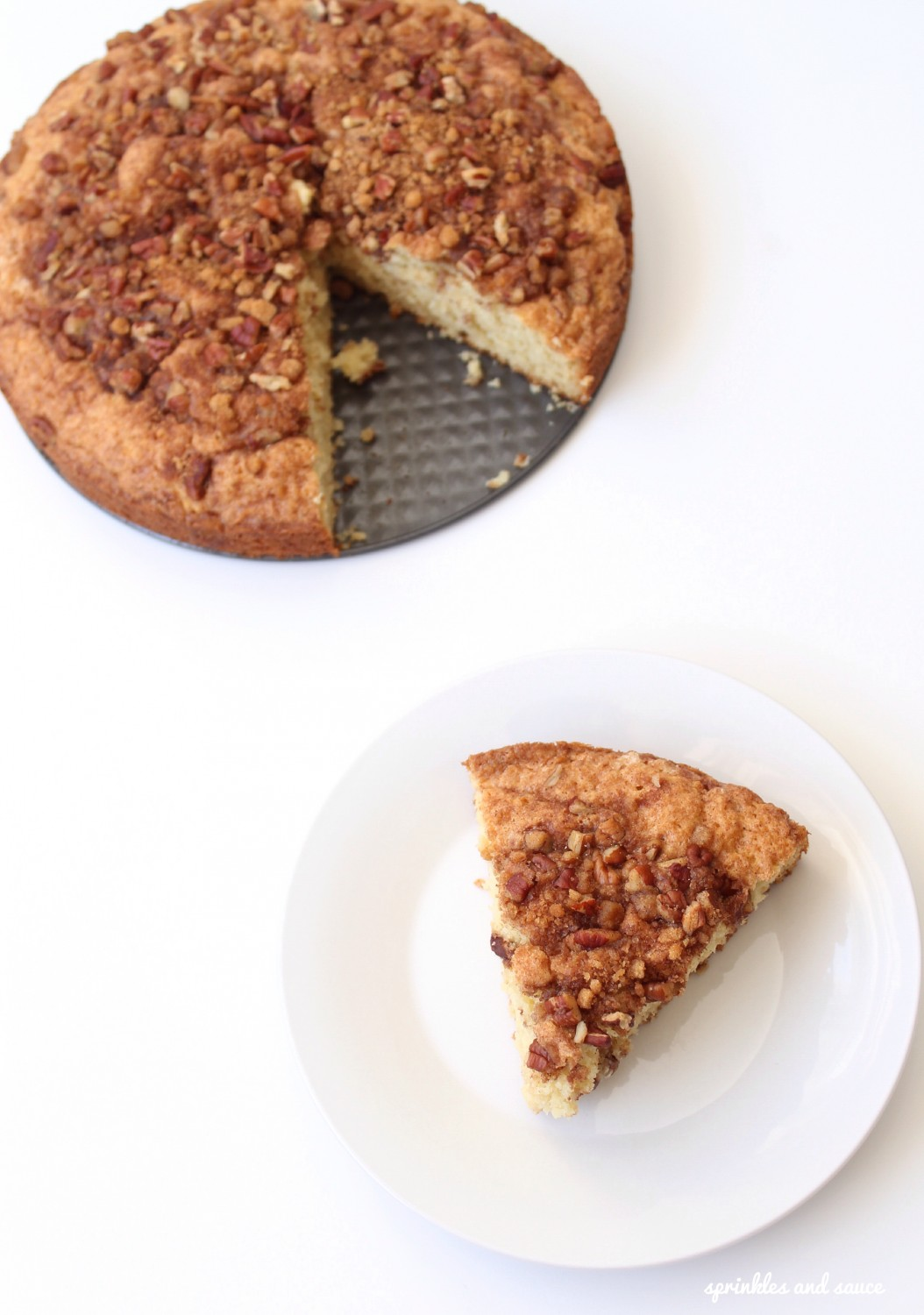 Sour Cream Coffee Cake3