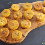 Baked Plantains with Brown Sugar Glaze