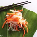 Carrot and Daikon Pickle (Do Chua)