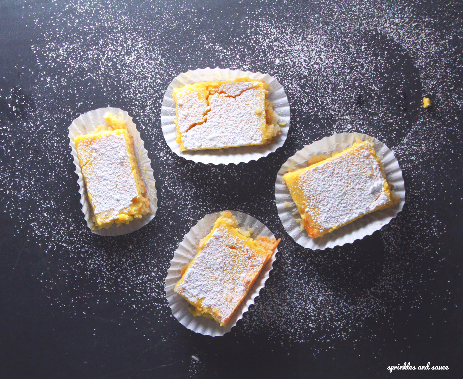Gluten Free Coconut Lemon Bars2