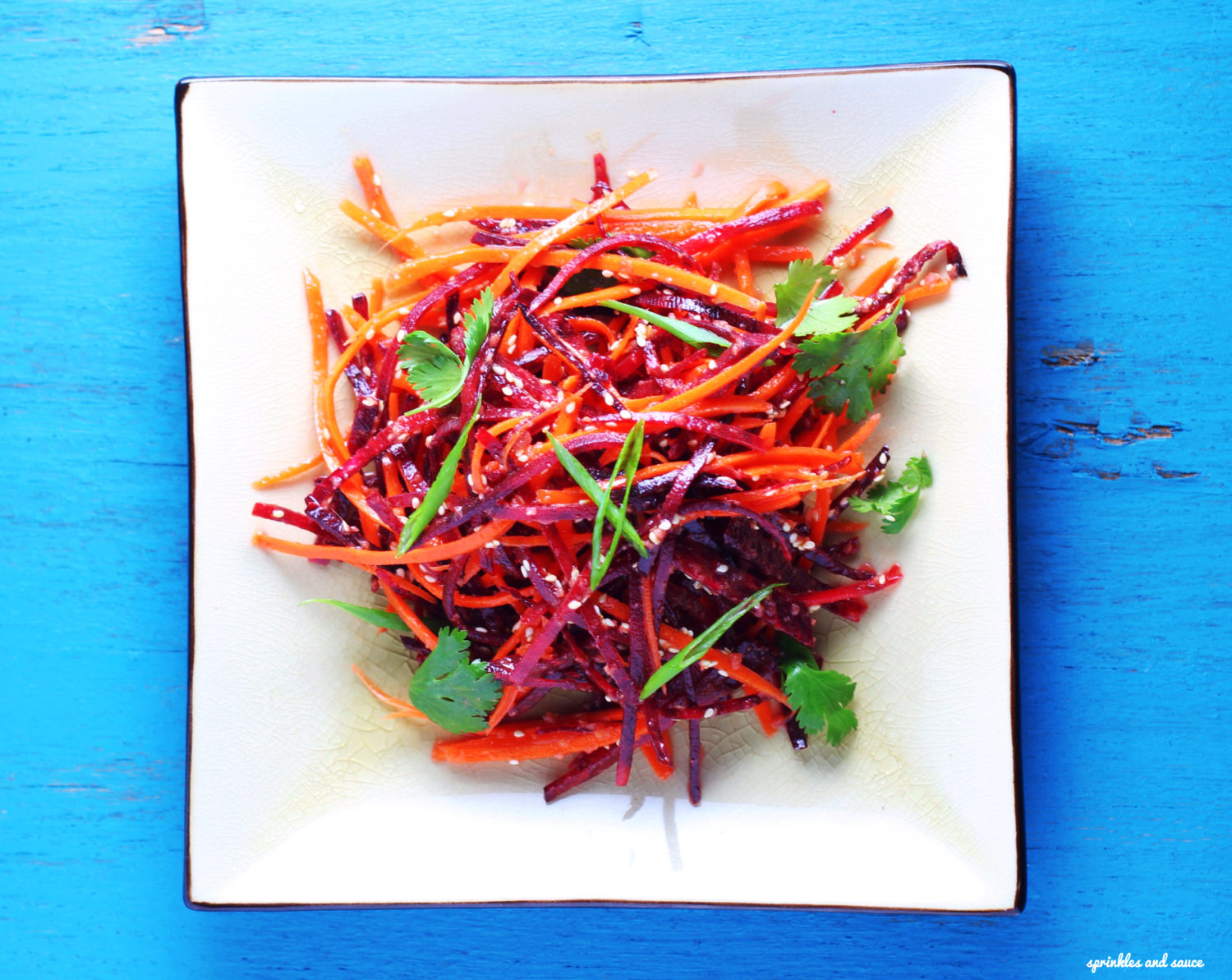 Carrot and Beet Salad1