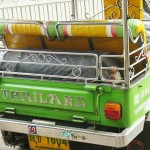 How to get around Chiang Mai as a tourist