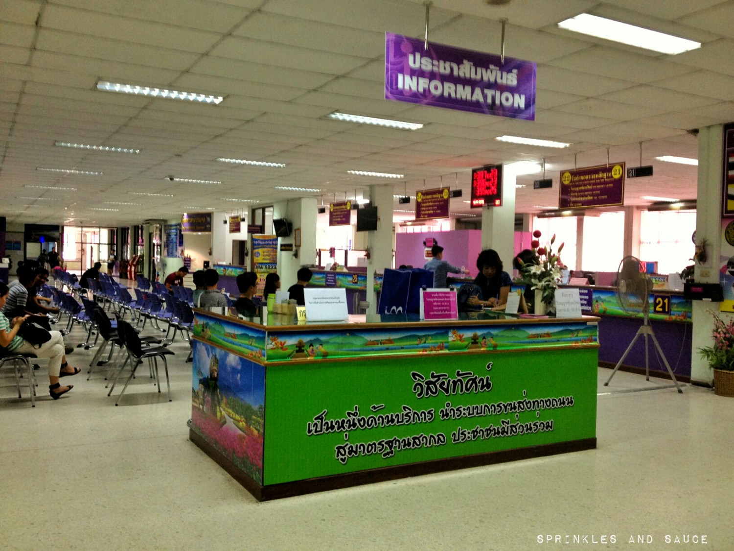 how to get thai drivers license
